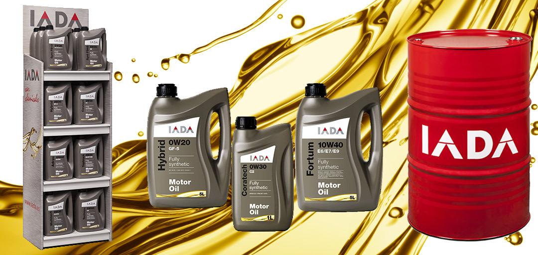 Lubricantes de última generación IADA