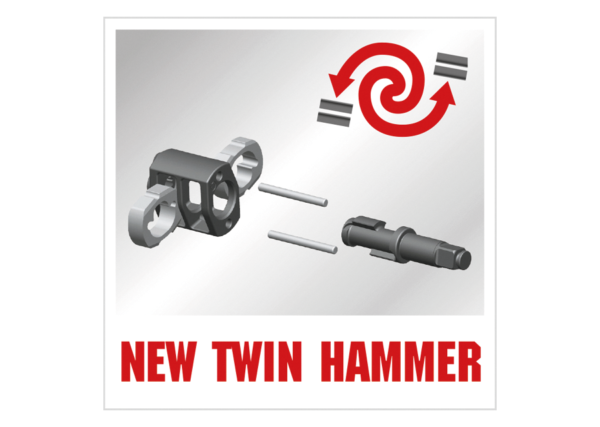 M7 New Twin Hammer Mechanism
