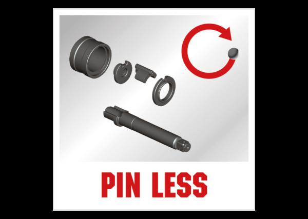 M7 Pin Less Mechanism