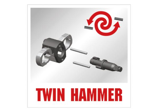 M7 Twin Hammer Mechanism