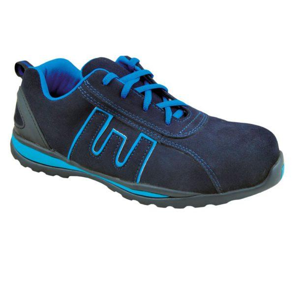 baio azul zapato s1p piel nobuck suela eva metal free 3647 1