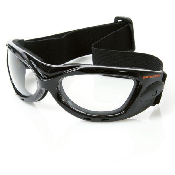 cencom gafa estilo aviador ventilada ocular claro 1f