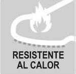 resistente al calor