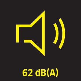 picto noise 62dBA oth 1 CI15 118302 CMYK